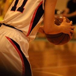 女子バスケ